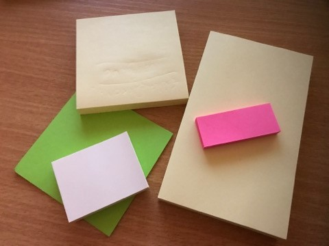 The Post-it Note Planning Process